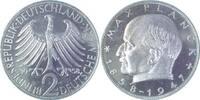 2 DM 1958 J d 1958J Max Planck PP. 100Exemplare   350,00 EUR  +  8,00 EUR shipping