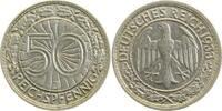 50 Pfennig 1933 J d 1933J f.vz f.vz  148,00 EUR  +  8,00 EUR shipping
