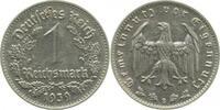1 Reichsmark 1939 B d 1939B vz/st 2 min. Löcher vz/st  180,00 EUR  +  8,00 EUR shipping