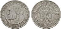 5 Reichsmark 1933 A. DRITTES REICH  Sehr s...