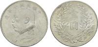 Dollar Jahr 10 (19 CHINA  Fast Stempelglan...