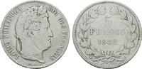 5 Francs 1832 H- LA  FRANKREICH Louis Phil...
