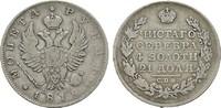Rubel 1819. RUSSLAND Alexander I., 1801-18...