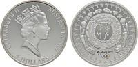 5 Dollars 2000 Ureinw AUSTRALIEN Elizabeth...