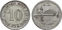10 Pfennig 1919 RHEINPROVINZ  Vorzüglich +