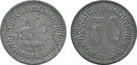 50 Pfennig 1921. BREMEN  Vorzüglich.