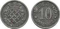 10 Pfennig 1920. RHEINPROVINZ  Vorzüglich.