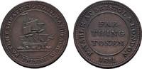 Farthing / Token 1811, Bristol. GROSSBRITANNIEN George III, 1760-1820. ... 30,00 EUR  +  6,70 EUR shipping