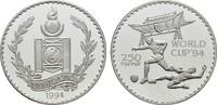250 Tugrik 1994. MONGOLEI Volksrepublik. P...
