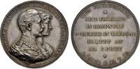 Silbermedaille (E.Weigand) o.J. (ab 18 KAI...