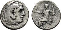 Drachme  MACEDONIA Alexander III., 336-323...