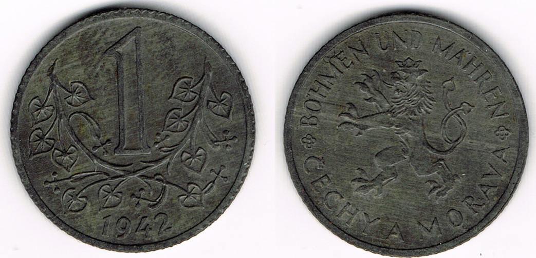 1 kroner roschbergno
