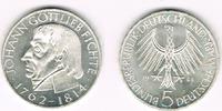 5 DM 1964 J BRD Deustchland, 5 DM 1964 J, ...