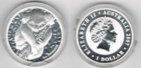 1 Dollar 2007 Australien Australien 2007, ...