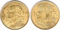 10 Franken 1922 B Schweiz Schweiz 10 Frank...