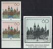 2 Werte 1991 BRD BRD, Mi.-Nr. 1491 I,Paar ...