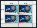 4 Werte 2002 Österreich Österreich, Mi.-Nr...