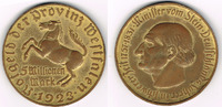 5 Millionen Mark 1923 Provinz Westfalen No...