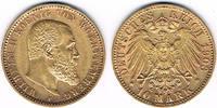10 Mark 1903 Deutsches Kaiserreich Württem...