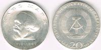 20 Mark 1968 Deutsche Demokratische Republ...
