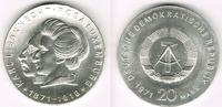 20 Mark 1971 Deutsche Demokratische Republ...
