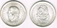 5 Pesos 1952 Mexico Mexiko 1952, 5 Pesos, ...
