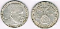 2 Reichsmark 1939 E Drittes Reich Drittes ...