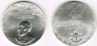 20 Mark 1981 Deutsche Demokratische Republ...