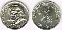 100 Forint 1967 Ungarn Ungarn 1967, 100 Fo...