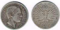 1 Lira 1901 Italien Italien, Kursmünze 1 L...