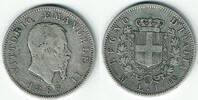 1 Lira 1863 Italien Italien, Kursmünze 1 L...