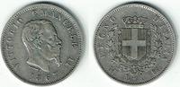 1 Lira 1867 Italien Italien, Kursmünze 1 L...
