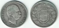 1 Lira 1886 Italien Italien, Kursmünze, 1 ...
