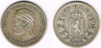 50 Öre 1896 Norwegen Norwegen 1896, 50 Öre...