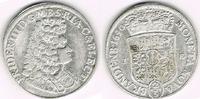2/3 Taler 1690 Preussen Brandenburg-Preuße...