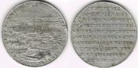 Zinnnmedaille 1683 Österreich - Zinnmedail...