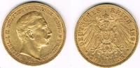 20 Mark 1891 A Deutsches Kaiserreich - Pre...