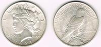 Dollar 1924 USA USA, Peace Dollar 1924, Er...