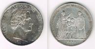 Geschichtstaler (1 Taler) 1835 Bayern Gesc...