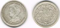 10 Cents 1912 Niederlande Niederlade 1912,...