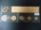 1,95 Rubel (5 Münzen + 1 Medaille) 1967 Ru...
