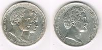 Geschichtsdoppeltaler (Doppeltaler) 1842 B...