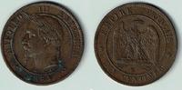 10 Centimes 1864 K Frankreich Frankreich, ...