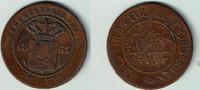 2 1/2 Cent 1857 Niederlande - Niederländis...