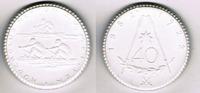 Porzellanmedaille 1922 Porzellanmünzen / M...