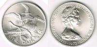 1 Dollar 1973 Jungfern Inseln (Britisch) B...