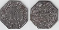 10 Pfennig 1918 Notgeld / Notmünzen Zwicka...