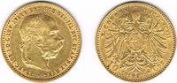 10 Kronen 1897 Österreich Österreich, Fran...
