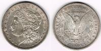 Dollar 1891 S USA Morgan Dollar 1891 S, Er...