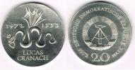 20 Mark 1972 Deutsche Demokratische Republ...